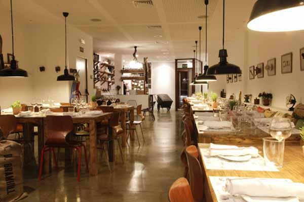 Santo restaurante deli un establecimiento para comer como en casa tentaciones de mujer - Casa doli restaurante ...
