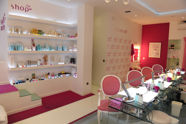 Nail bar salon santo domingo