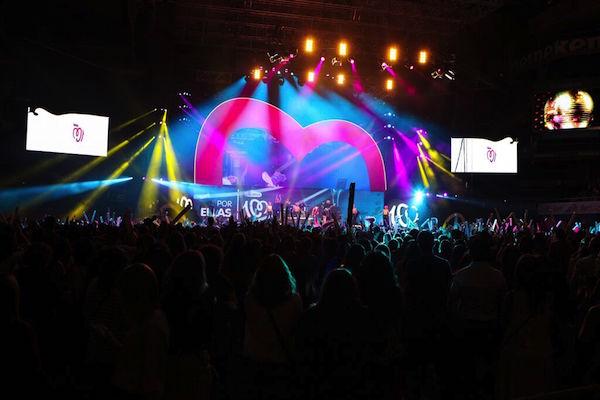 Uno de los momentos del concierto. Foto: ©Carlos de la Osa.