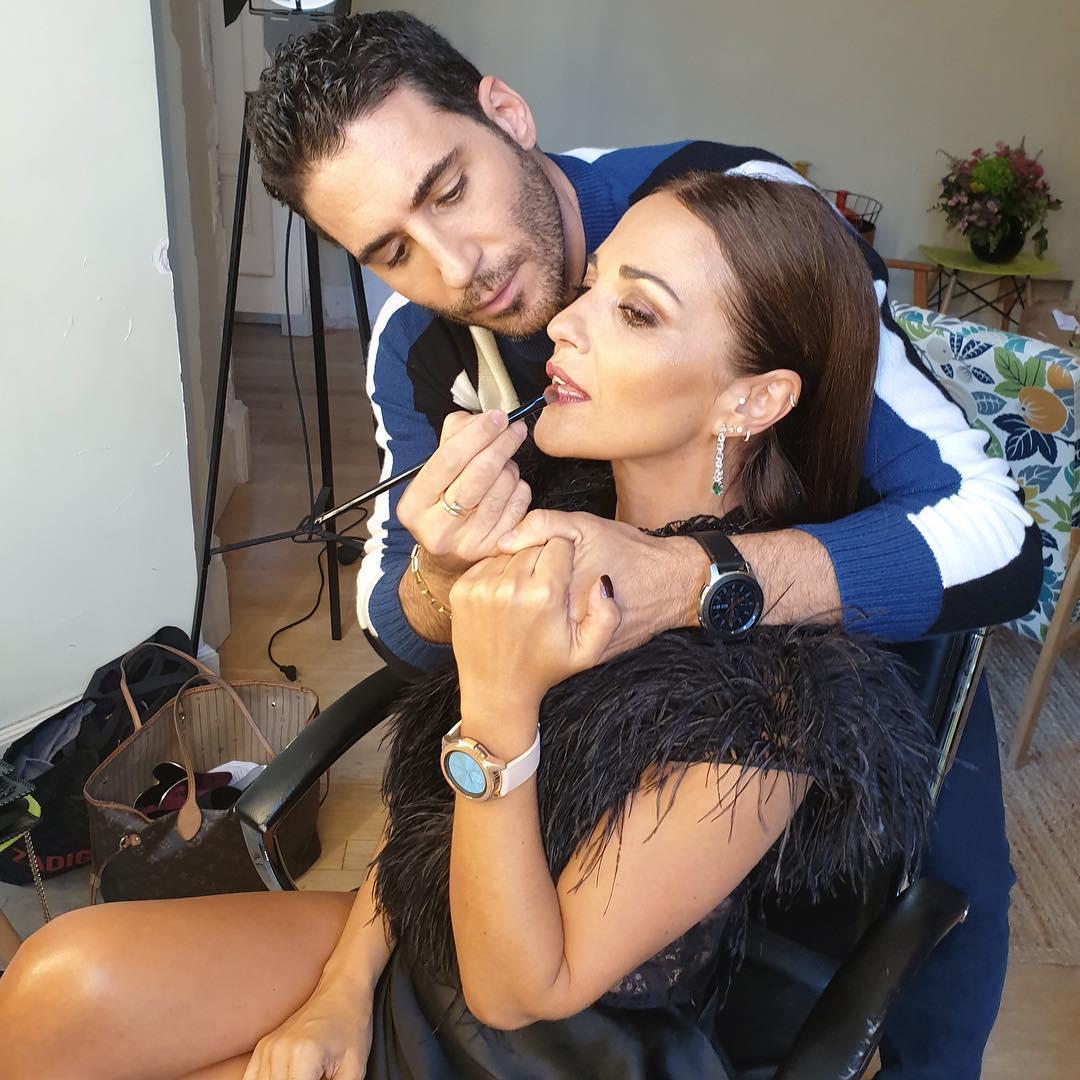 Paula y Miguel Ángel
