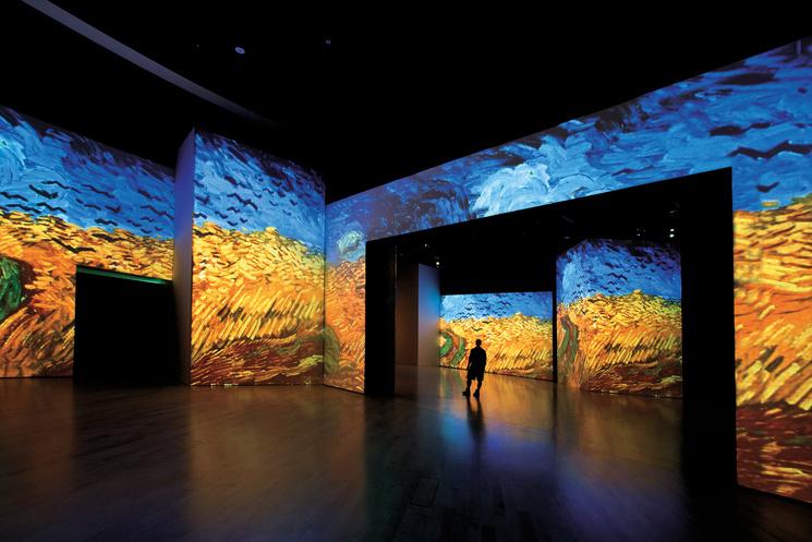 Exposición Van Gogh