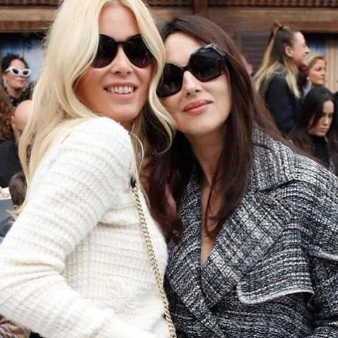 Claudia y Monica